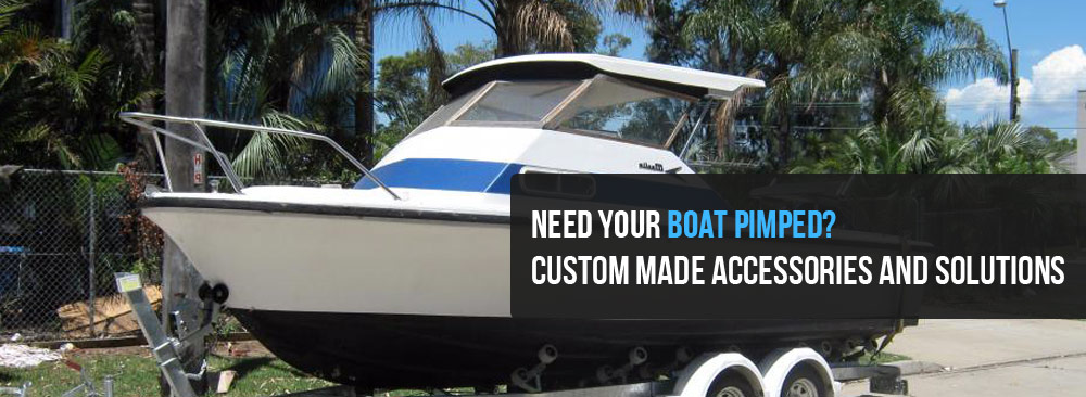 The Boat Pimpers - Boat Repairs, Boat Pimping, Boat Makeovers Sydney